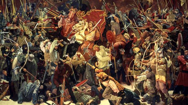 Единая Европа против России – начало. С кем сражался князь Александр на Неве