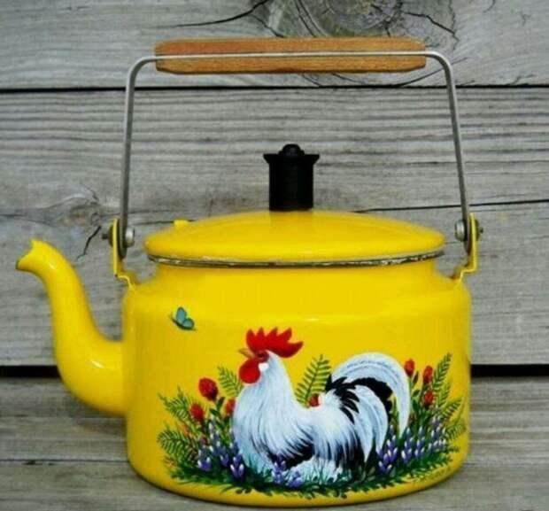 15 фантастических идей использования старого советского чайника из старых вещей, интересно, новая жизнь, поделки, своими руками, сделай сам, фото, чайник