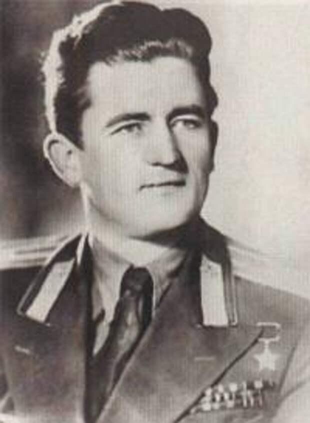 Герой Советского Союза С.М. Крамаренко