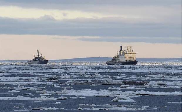 Севморпуть: Москва предъявила кораблям НАТО ультиматум