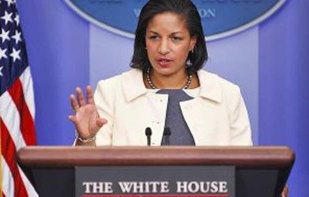 На фото: кандидат на должность министра иностранных дел Сьюзан Райс