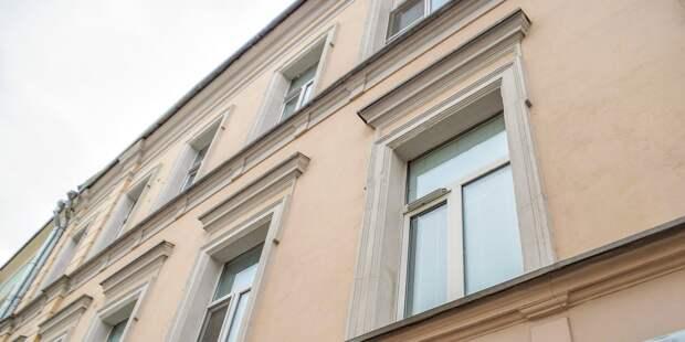 В доме на Старомарьинском шоссе загерметизировали подъездные окна – «Жилищник»