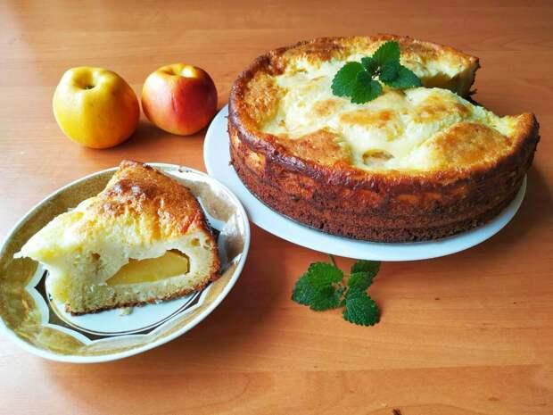 Яблочный пирог. Светлана Аниканова