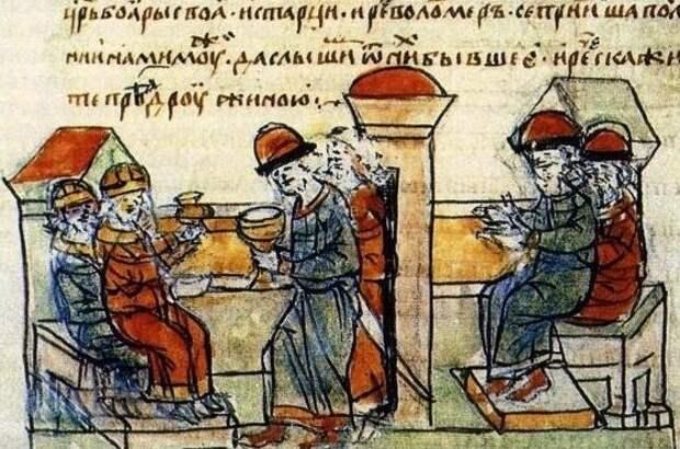 «Хлебное вино»: какие напитки Древней Руси могут удивить современных россиян