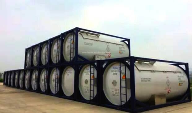 Первую контейнерную поставку СПГ вКитай осуществил НОВАТЭК