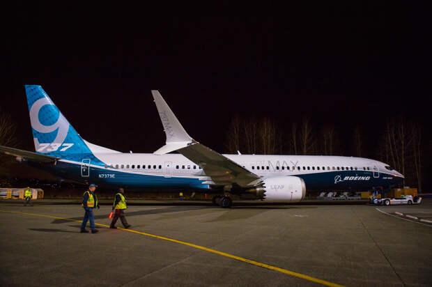 Reuters: Boeing намерен к маю возобновить производство 737 Max