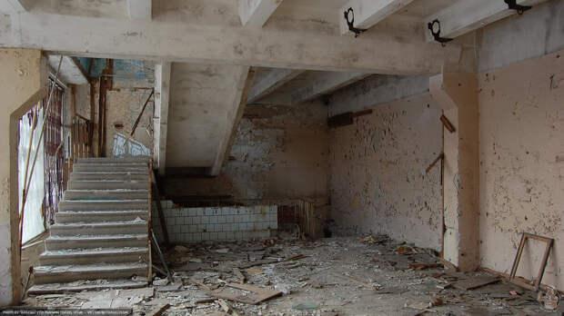 Завод Центролит в Кашире — административная часть