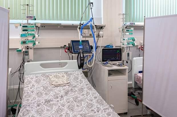 Аппарат ИВЛ снова стал причиной пожара и гибели пациентов, и уже известно, что он был новым