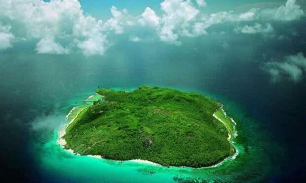 остров, абориген, Энваитенет, ufospace.net