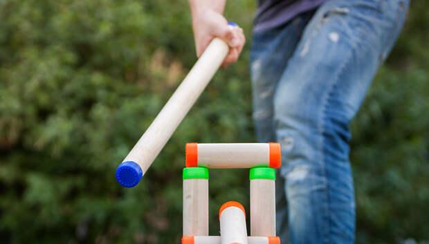 Детский турнир по игре в городки пройдет в парке Подольска в субботу