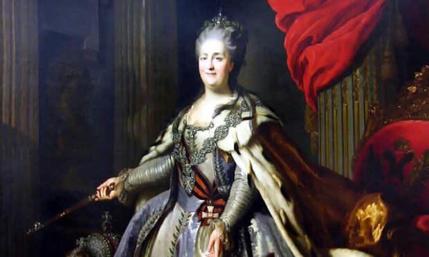 Письменное покаяние Екатерины II
