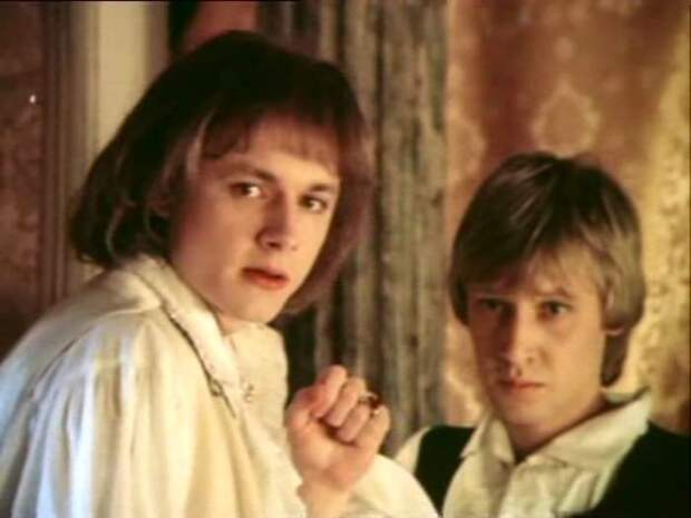 Кадр из фильма *Гардемарины, вперед!*, 1987 | Фото: kino-teatr.ru