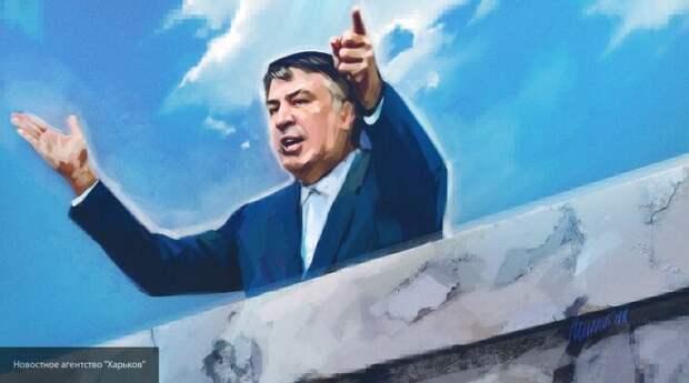 Аналитик Рудяков назвал Саакашвили «миной замедленного действия» под Аваковым