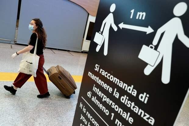 Смогут ли вакцинированные туристы поехать в Европу