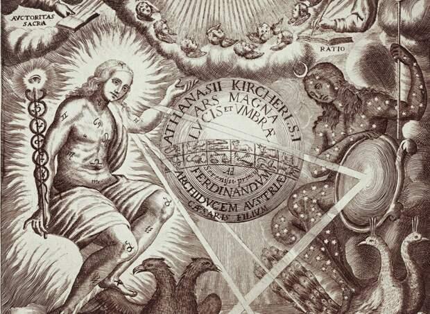 Розенкрейцеры и их оккультная история