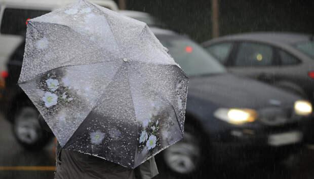 Небольшой снег и до плюс 3 градусов ожидается в Подольске в субботу
