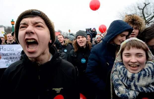 Западные НКО превращают российскую молодежь в «материал»