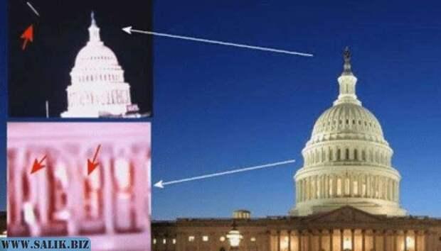 Перед инаугурацией 20-го января Землю передвинули на новую временную линию?