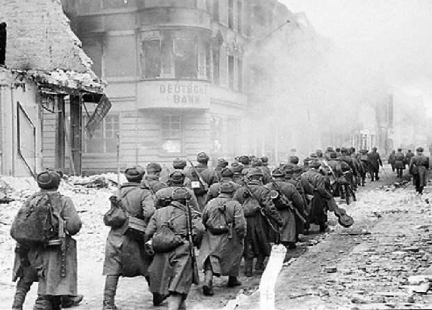 Грайфсвальд: единственный немецкий город, который сдался без боя Красной Армии