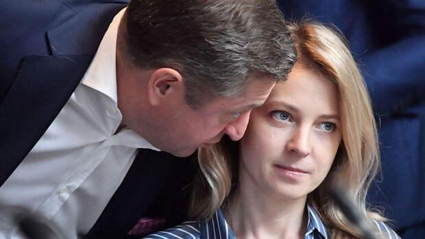 Муж Поклонской назвал причину расставания с ней