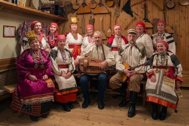 Культурный центр «Северный» представит в соцсетях концерт ансамбля «Распев» Фото предоставлено ансамблем «Распев»