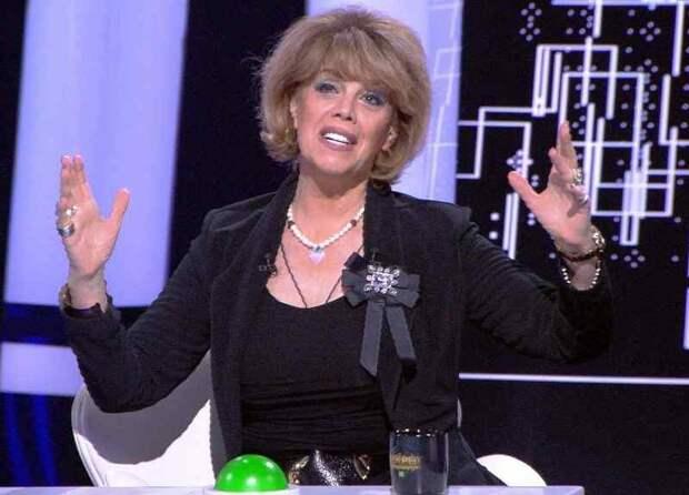 """Любовь Казарновская в программе """"Секрет на миллион"""". Слишком много """"тёмных"""" историй, на мой взгляд"""