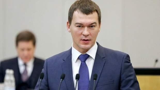 Врио главы Хабаровского края рассказал, как нужно спасать рыбохозяйственную отрасль региона