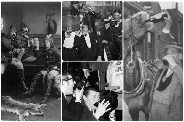 Кутежи из прошлого: веселье предков и 20 занимательных фактов о выпивке