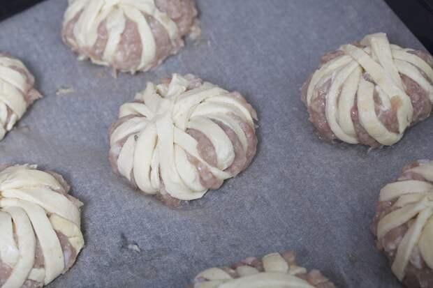 рецепт блюда клубочки ниток