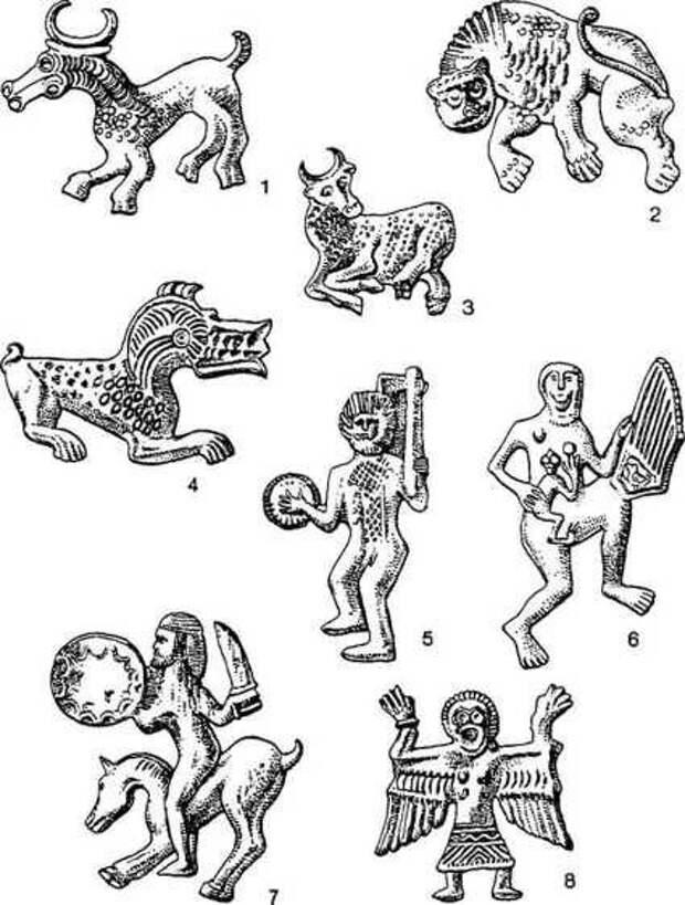 Велестинский клад: противоречивое происхождение найденных фигурок