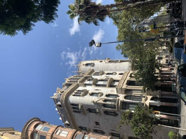 Барселона. Испания. Часть 10