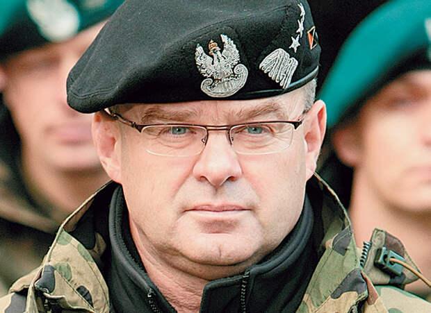 Польский генерал обещает ядерный удар по России