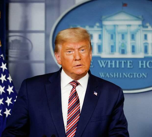 Трамп имеет высокие шансы на возвращение в Белый дом