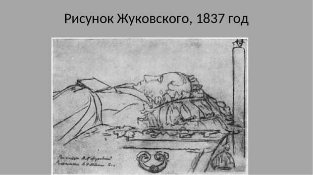 Как хоронили Пушкина