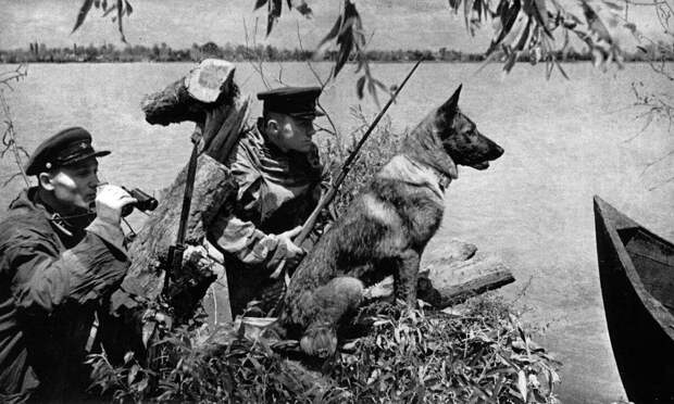 Фотография сделанная советскими корреспондентами.
