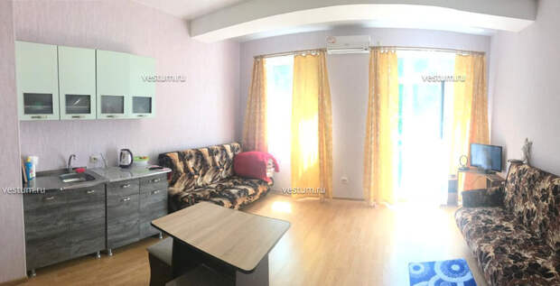 Объявлена цена самой недорогой квартиры в Сочи