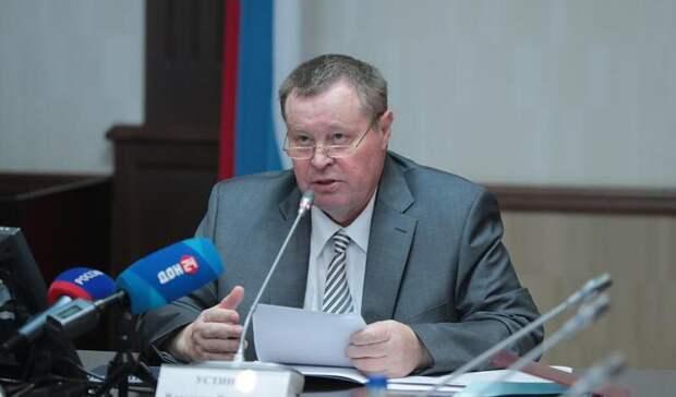 Полпред президента в ЮФО Владимир Устинов раскритиковал ростовских силовиков