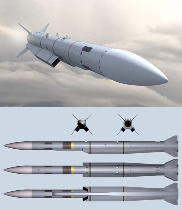 Ракеты воздух-воздух: вынужденная эволюция