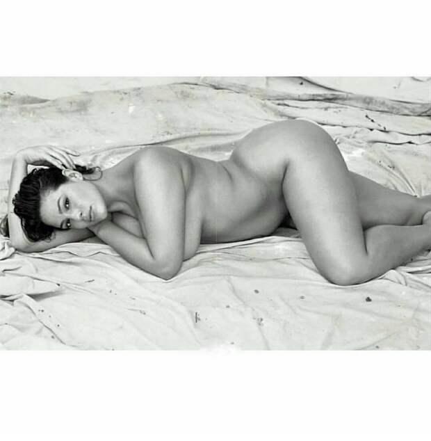 Plus-size модель Эшли Грэм снялась в откровенной фотосессии