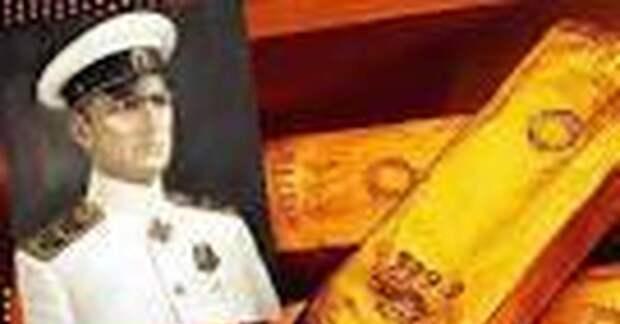 На дне Байкала нашли золото Колчака?