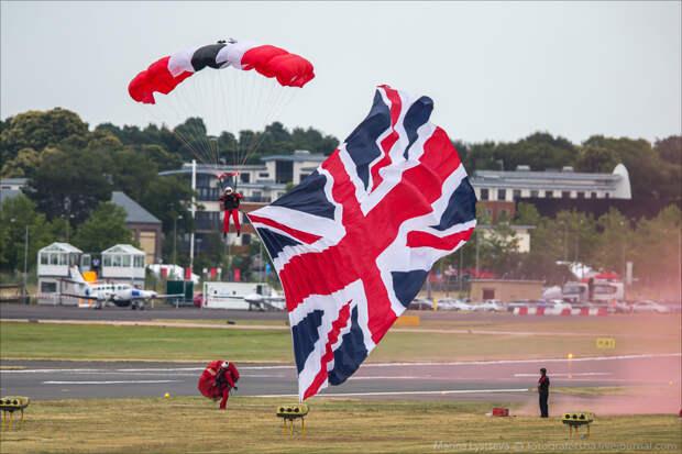 Farnborough-2014, день третий