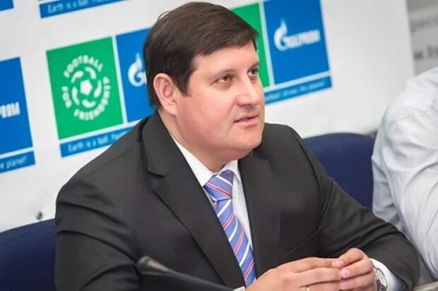 Майоров: строительство «Газпром-центра» в Минске возобновлено