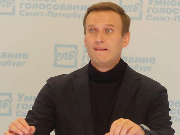 В Интернете шутят про отравление Навального