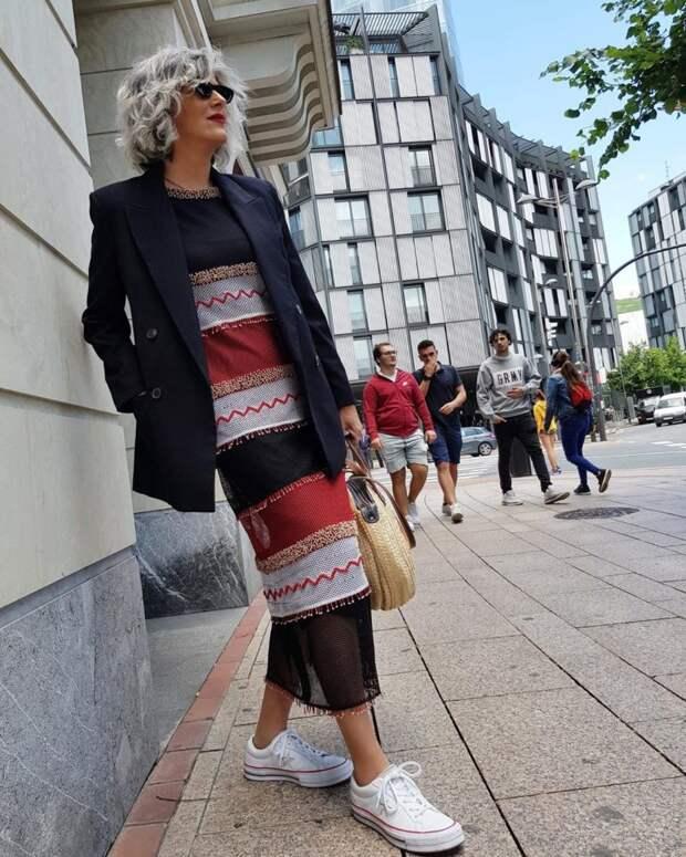 Правила, которые помогут женщине 50+ выглядеть на стиле