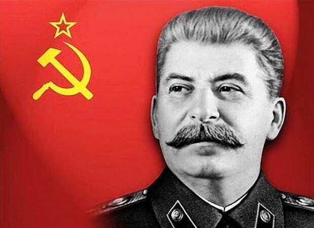 Зачем Сталин отрастил усы