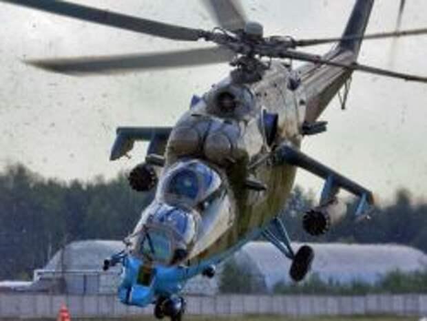 Новость на Newsland: Украина пригрозила стрелять по российским вертолетам