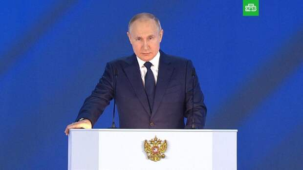 Путин потребовал бесплатно подводить газ к домам россиян