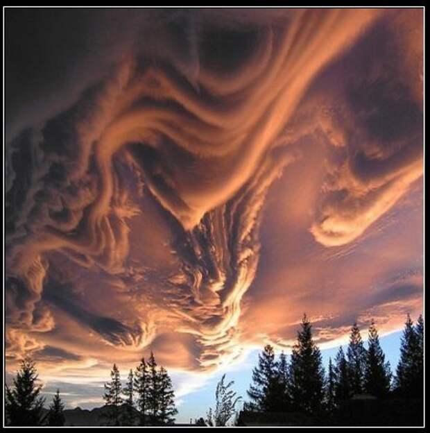 Солнце за ширму зашло облаков...
