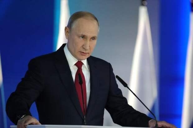 Путин высказался о важности оперативного создания вакцин и тест-систем