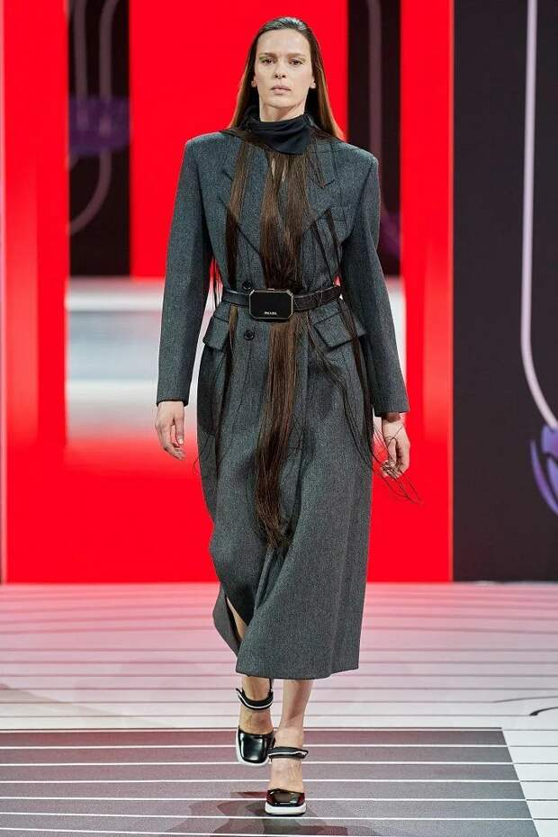 Как это носить? или модные показы осень-зима 2020-2021